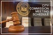 City Commission Meeting Tonight, December 11th