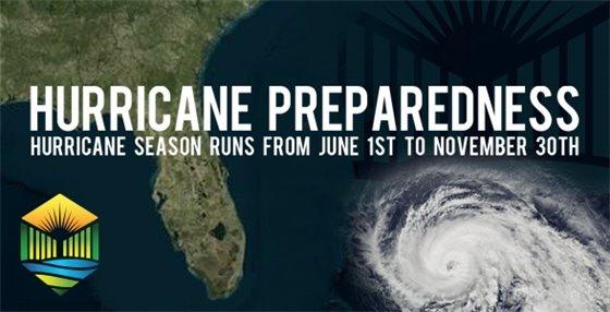 Prepare Now for Hurricane Season