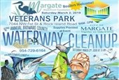 Waterway Clean Up on March 2nd