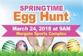 Egg Hunt Banner