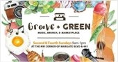 Groove + Green on May 13th