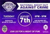 National Night Out on August 7th