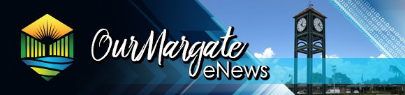 Our Margate eNews Header