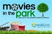Movies in the Park Begins on Saturday, October 6