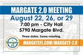 Margate 2.0 Comp Plan Meeting