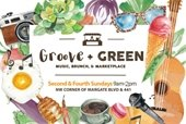 Groove and Green on Sunday, March 10th