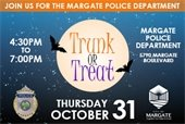 Trunk or Treat on October 31st