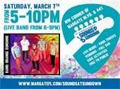 Sounds at Sundown on March 7th