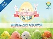 Springtime Egg Hunt on April 13th