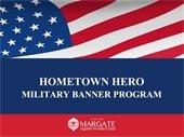 Military Tribute Banner Prpogram