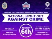 National Night Out is August 6th