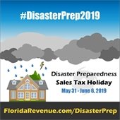 Disaster Preparedness Sales Tax Holiday ends June 6th