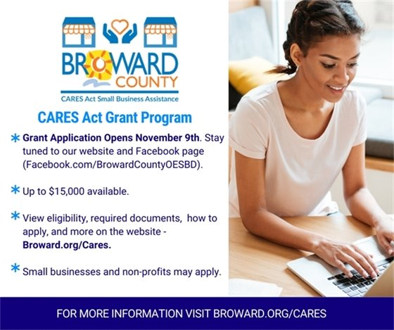 CARES Act Grant Program