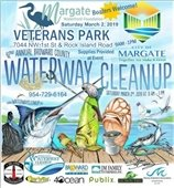Waterway Cleanup on Saturday, March 2nd