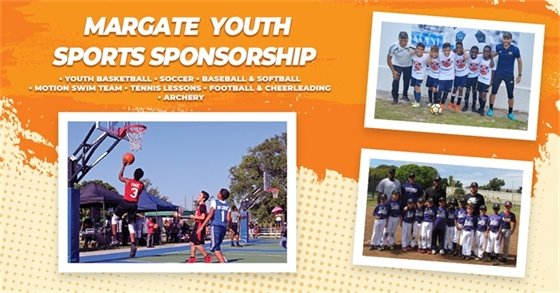 Margate Youth Sports Sponsorship