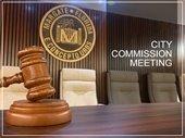 Virtual City Commission Meeting