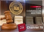 City Commission Meeting Tonight