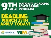 Academic Scholarship Available
