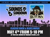 Sounds at Sundown on May 4th