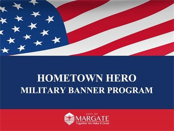 Military Banner Program