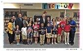 Congressman Deutch Visits Liberty Elementary School