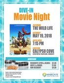 Dive-In Movie on May 19th
