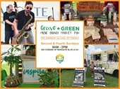 Groove and Green This Sunday