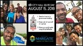City Hall Selfie Day is Aug. 15th