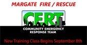 CERT Class Begins Sept 8th