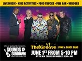 Sounds at Sundown on June 1st