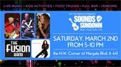 Sounds at Sundown on March 2nd