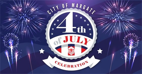 Margate's 4th of July Parade and Fireworks Show