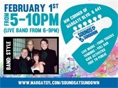 Sounds at Sundown on February 1