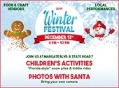 Winter Festival is December 13th