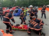 Fire Department Extrication Team Wins Big