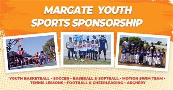 Margate Youth Sports Sponsorship Program