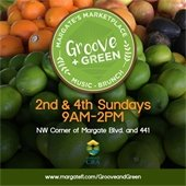 Groove + Green on Sunday, Feb. 24th