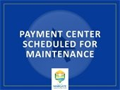 eServices Scheduled to be Down for Maintenance