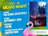 Dive In Movie Night on September 7th