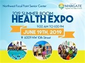 Summer Boom Health Expo on June 19th