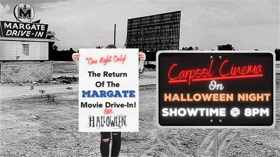Halloween Carpool Cinema - October 31st
