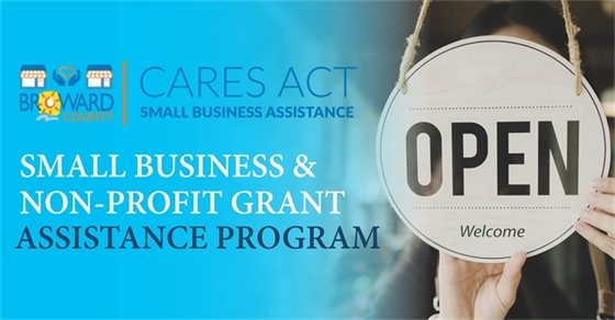 Small Business & Non-Profit Grant Assistance Program