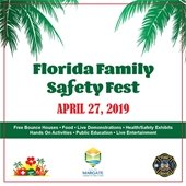 Florida Family Safety Fest is April 27th