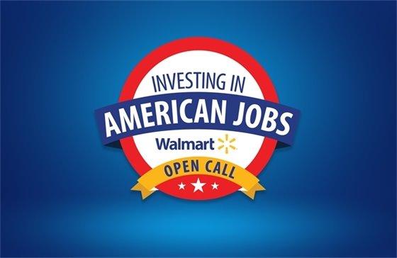 Entrepreneurs Wanted for Walmart Open Call