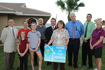 Home of the Month December_Bakowski Family