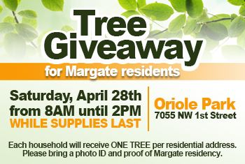 Tree Giveaway April 2018