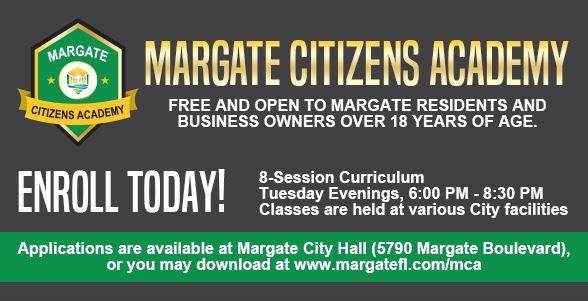 Margate Citizens Academy