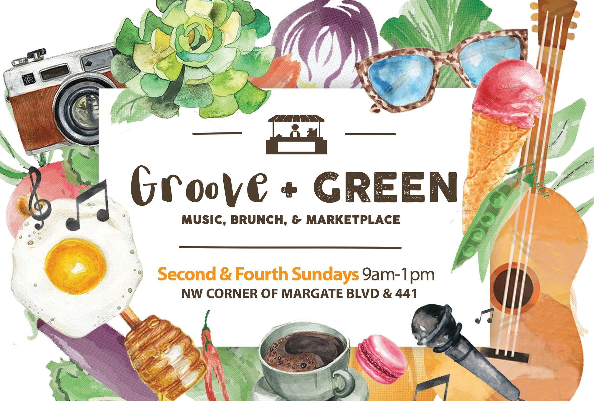 Groove and Green Event Series
