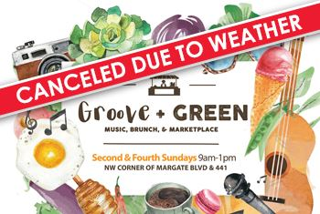 Groove and Green Canceled
