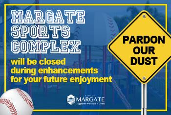 Margate Sports Complex Closed